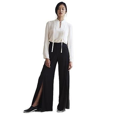 4685ec6e3db97 Shaina Mote Womens Asawa Blouse Bone 2 at Amazon Women s Clothing store