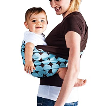 Amazon Com Summer Adjustable Lightly Baby Wrap Water Ring Sling