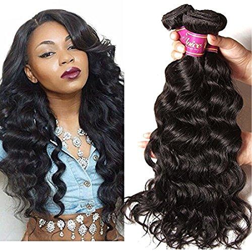 Unice-Remy-Brazilian-Natural-Wave-Hair-100-Virgin-Human-Hair-3-Bundles-6A-Grade-Natural-Color