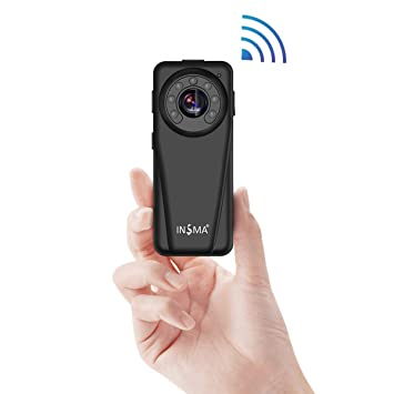 Amazon.com : Spy Camera Mini Camera Hidden Camera 1080P HD Video ...