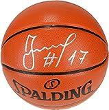 Jonas Valanciunas Memphis Grizzlies Autographed Indoor/Outdoor Basketball - Fanatics Authentic Certified