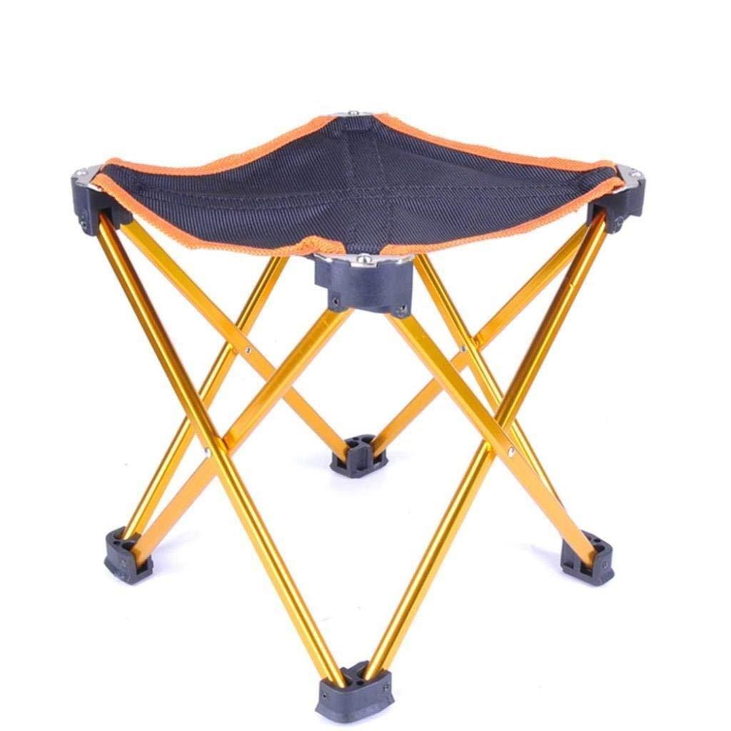 or 212123cm  MXueei Tabouret de Camping Petit Tabouret Pliant portable Mini étape Tabouret Slacker Chaises Pliantes de Camping Extérieur Repliable (Couleur   Khaki 25  25  28cm)