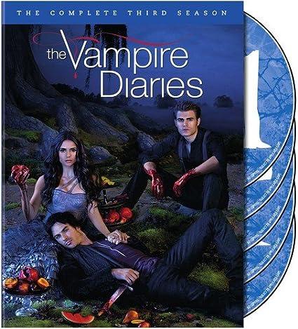 Amazon The Vampire Diaries Season 3 Nina Dobrev Paul Wesley