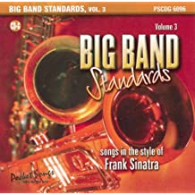 Big Band Standards, Vol. 3: Songs in the Style of Frank Sinatra (Karaoke CDG)