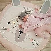 Matoen Cartoon Baby Infant Creeping Mat Playmat Blanket Play Game Mat Room Decoration (B)