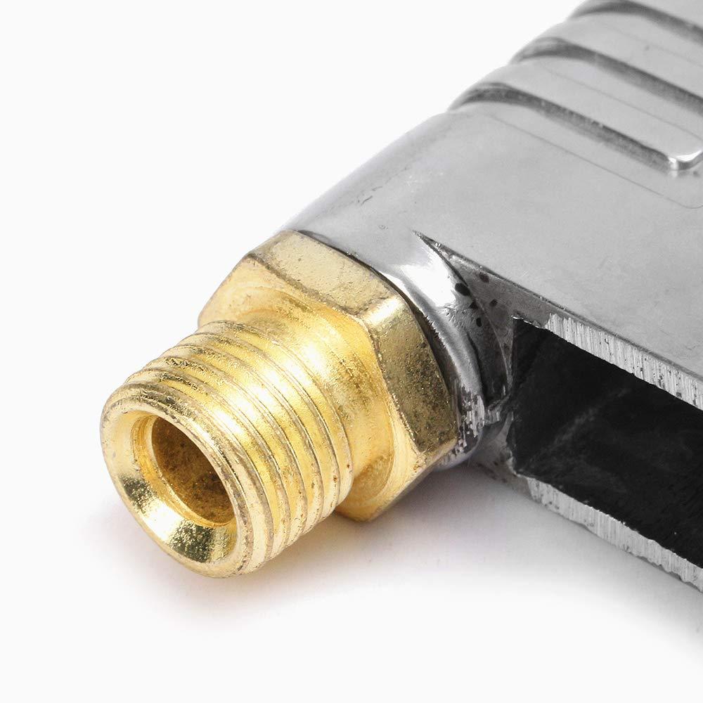 Fesjoy Sableuse /à air comprim/é bricolage sableuse Sablage de lair Sablage /à lair comprim/é Sablage abrasif Aluminium Sablage au jet abrasif D/érouillage Graving Outil pneumatique /à main