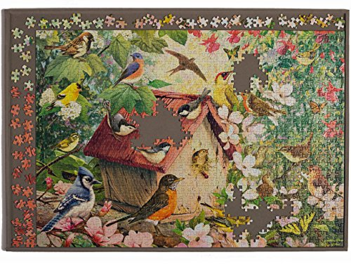 JIGBOARD 1000 - Jigsaw puzzle board for up to 1,000 pieces from Jigthings