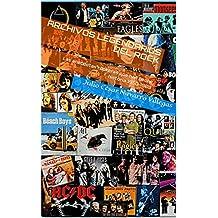 Archivos legendarios del rock: Las anécdotas rockeras que han hecho historia 1950-1969 (El almanaque del rock nº 1) (Spanish Edition)