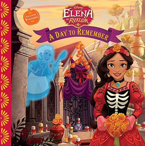 Elena of Avalor A Day to (Days To Halloween)