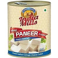 INDIA MILLS Fresh Indian Cottage Malai Paneer Cubes, 825 gm