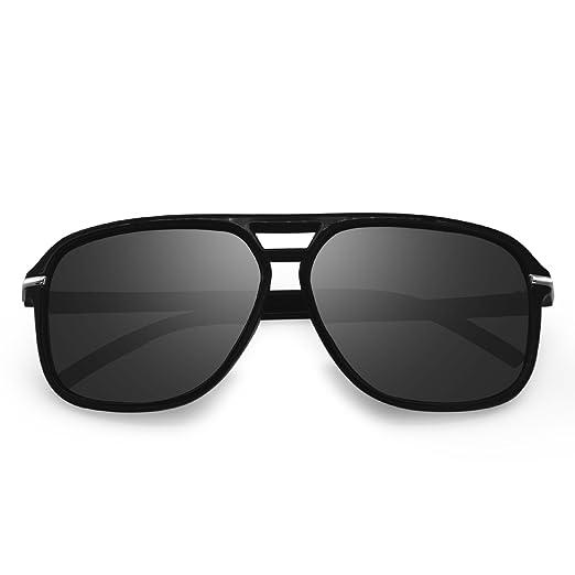 3e2cfc98ec AMZTM Classic Retro Oversized Aviator Polarized Sunglasses for Women and Men  Driving Oversized Glasses HD Vision