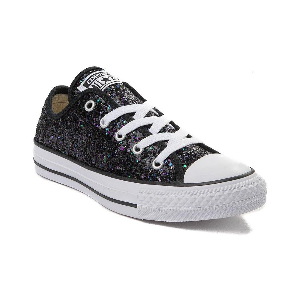 CONVERSE Designer STAR Chucks Schuhe - ALL STAR Designer - Glitter schwarz 9532 4b635e