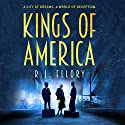 Kings of America Audiobook by R. J. Ellory Narrated by Adam Sims
