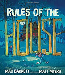 Book Cover: Rules of the House