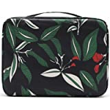 Ac.y.c Makeup Cosmetic Bag Toiletry Travel Kit Organizer-Multi-Function Cute Printed Pouch for Little Young Girl