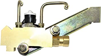 A-Team Performance Front Disc Rear Brake Brass Proportioning Valve PV4