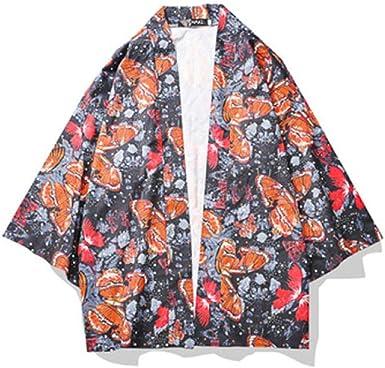 Kimonos Japoneses Pareja Disfraces De Verano Harajuku Yukata ...