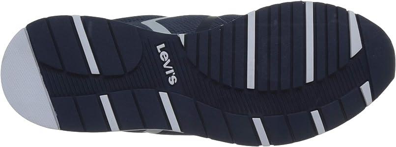Levis Almayer Lite, Zapatillas para Hombre, Azul (Navy Blue 17), 41 EU: Amazon.es: Zapatos y complementos