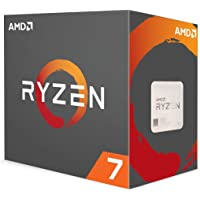 AMD YD180XBCAEWOF RYZEN 7 1800X 8-Core 3.6 GHz (4.0 GHz Turbo) Socket AM4 95W Desktop Processor