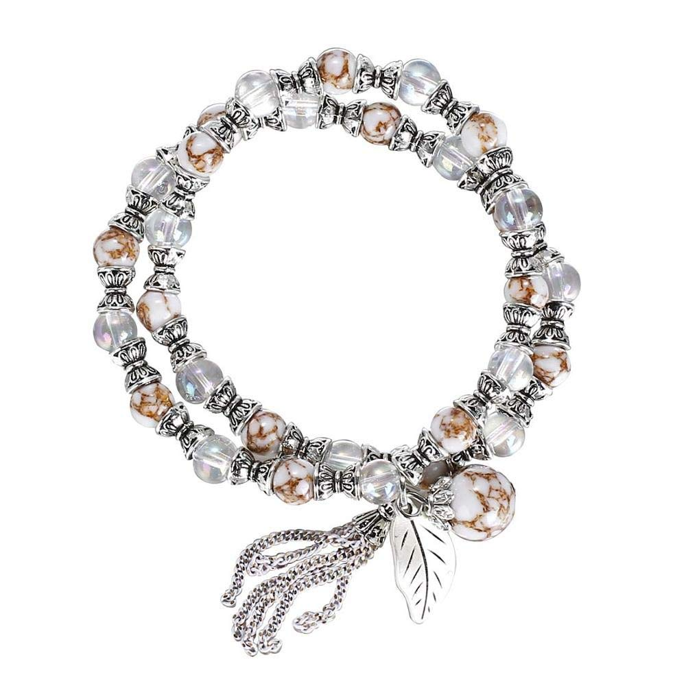 SONGBB Bracelet Summer Brand Bangle Leaf Fashion Bracelets News Jewelry for Girl