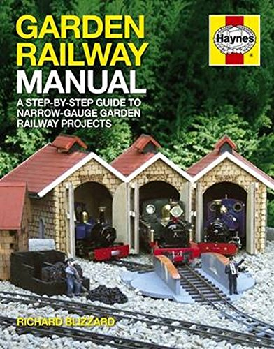 Cheap  Garden Railway Manual: The Complete Step-By-Step Guide to Building and Running a..