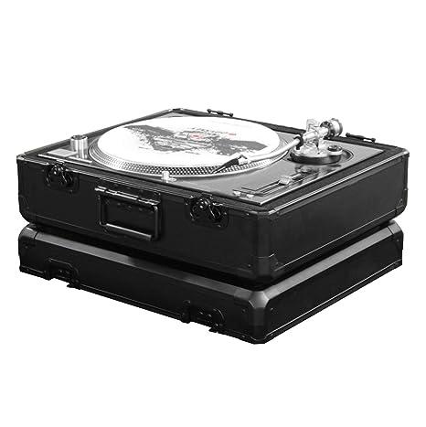 Odyssey: funda para tocadiscos de la serie Black KROM ...