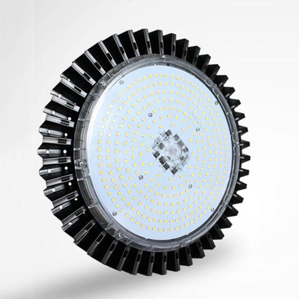 Luci da miniera a LED 150W ad alta potenza luci di impianti in fabbrica a prova di esplosione lampada da soffitto a prova di esplosione magazzino illuminazione del magazzino (luce gialla, 75W)