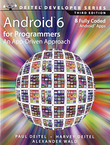 Android 6 for Programmers: An Ap...