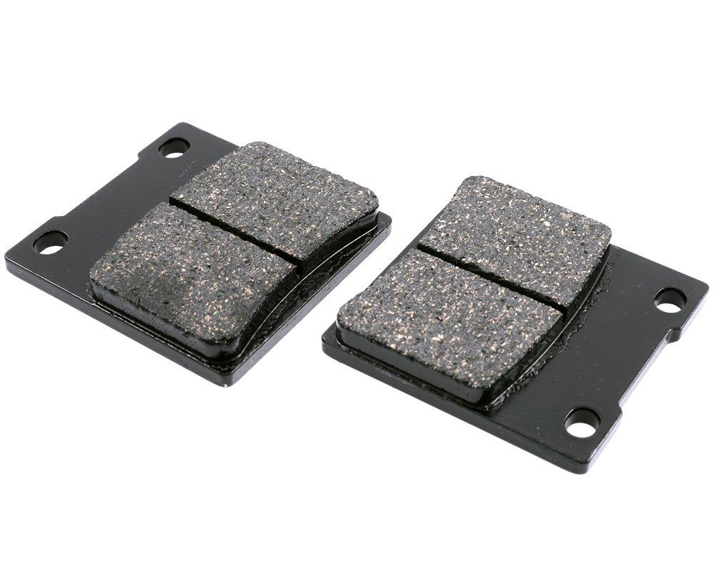 Bremsbel/äge TRW MCB 531 f/ür KAWASAKI ZXR 750 ZX750L 91-95 hinten