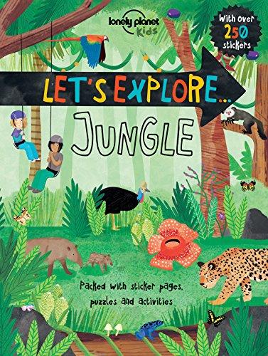 Let's Explore... Jungle (Lonely Planet Kids) ()