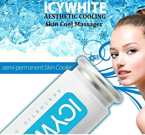 - ICYWHITE Facial Cooling Cosmetic Massage Stick | Semi-Permanent Anti-Aging Skin Cooler