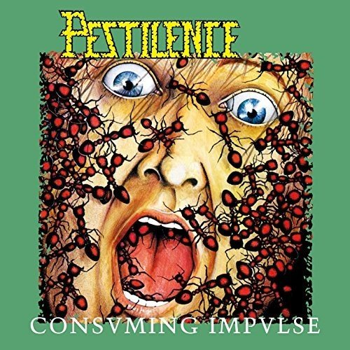 Pestilence - Consuming Impulse - (HHR 2017 - 14) - REMASTERED DELUXE EDITION - 2CD - FLAC - 2017 - WRE Download