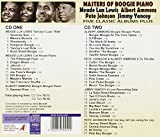Masters of Boogie Piano: Five Classic Albums Plus