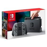 任天堂(Nintendo) Switch 游戏机 掌机 ns 掌上游戏机便携 Switch NS 日版 黑色