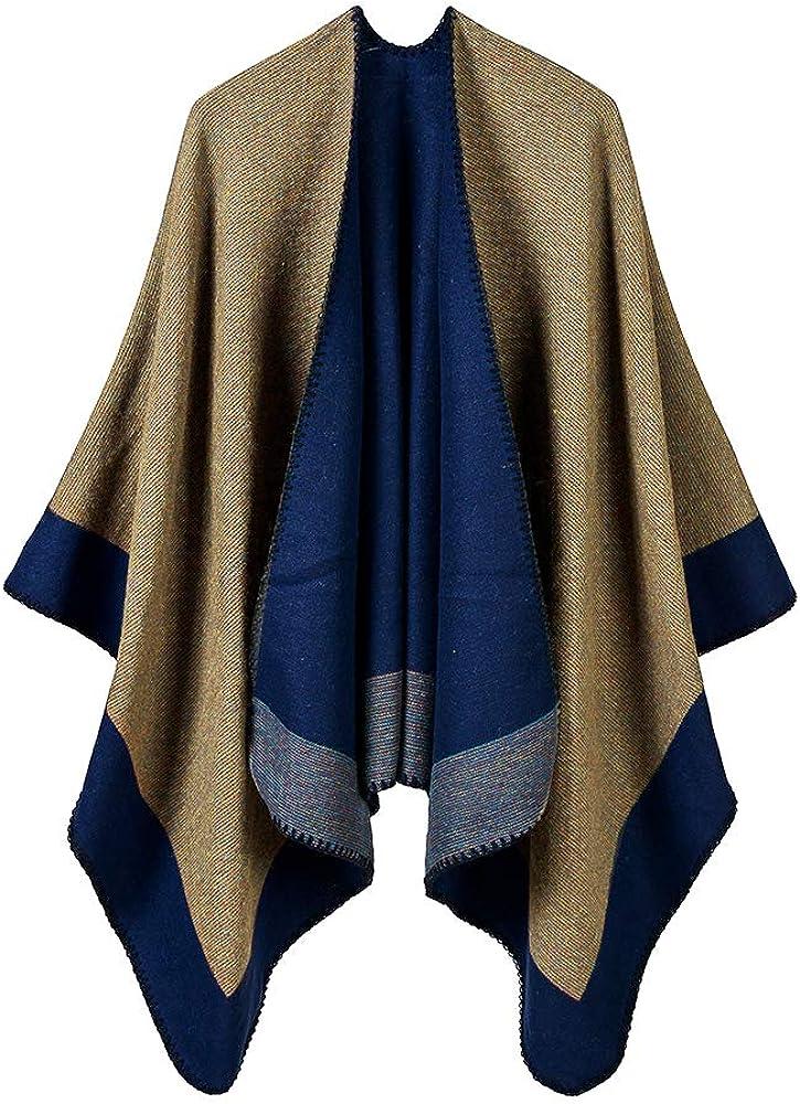 Zando Winter Blanket Poncho...