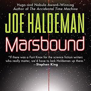 Marsbound Hörbuch