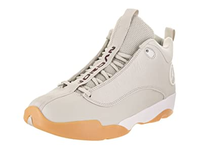 e6d321f09a2012 Jordan Nike Men s Jumpman Pro Quick Light Bone White Bordeaux Basketball  Shoe 8