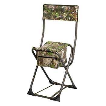 Hunter's Specialties Camo Furniture Dove Chair with Back