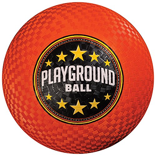 Franklin Sports Six Pack Playground Balls with Mesh Carry Bag and Pump - 8.5 inch Diameter by Franklin Sports (Image #7)