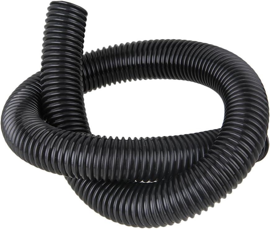 Vakuumschlauch Zubeh/ör Sammlung Flexibler Schlauch Zubeh/örsatz f/ür Zentralstaubsauger Modell Basic f/ür Zentralstaubsauger 1.4X1.7X 39.4, Grau