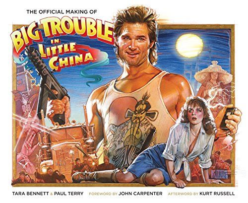 Download PDF The Official Making of Big Trouble in Little China