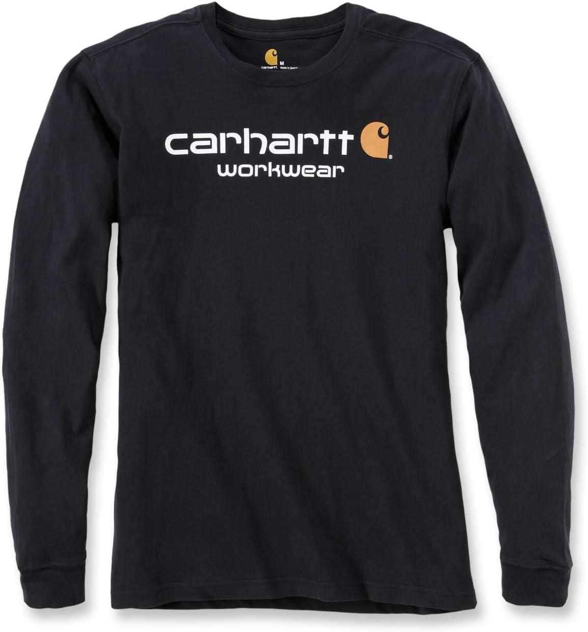 Longsleeve Carhartt Maddock Core Logo T-Shirt L//S