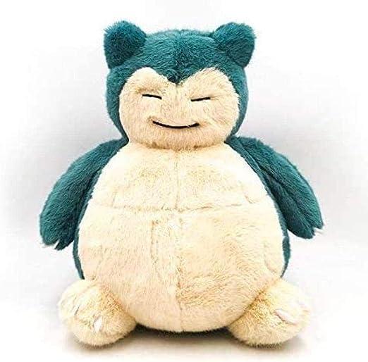 Amazon Com N D Plush Toys Anime Detective Pikachu Pokemon Stuffed Plush Soft Toy For Kids 40m Plush Toys That Can Accompany Children Home Kitchen
