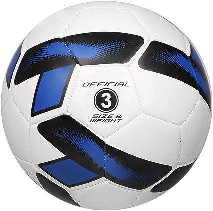 YANYODO Balón de fútbol,Tradicional tamaño 3 .4.5 para niños ...