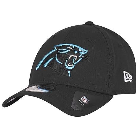 nfl cappello  New Era Carolina Panthers Team Poly Elasticizzato per NFL Cappello ...