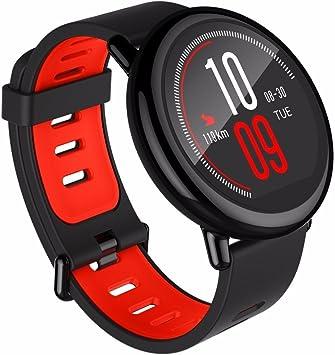 Smartwatch AMAZFIT GPS Reloj inteligente de ajuste increíble para ...
