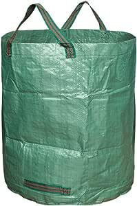 Winsale Saco de Jardín Sacos para Desechos de Jardín Plegable Sacos para Jardín y Follaje Extra Resistentes: Amazon.es: Jardín