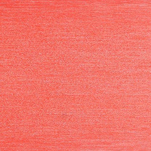 Sunnydaze All-Weather Folding Patio Side Table, Faux Wood Design, Salmon by Sunnydaze Decor (Image #4)'