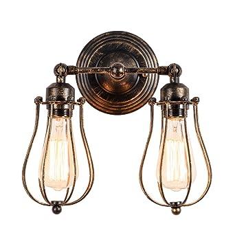 Applique Industrielle Applique Murale Vintage Lampe Industrielle ...