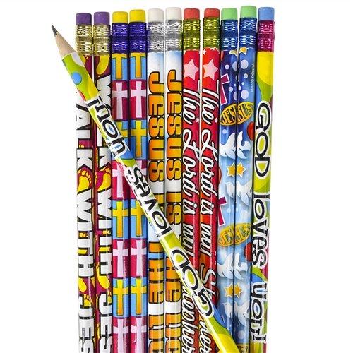 Religious Pencils - 100 per pack